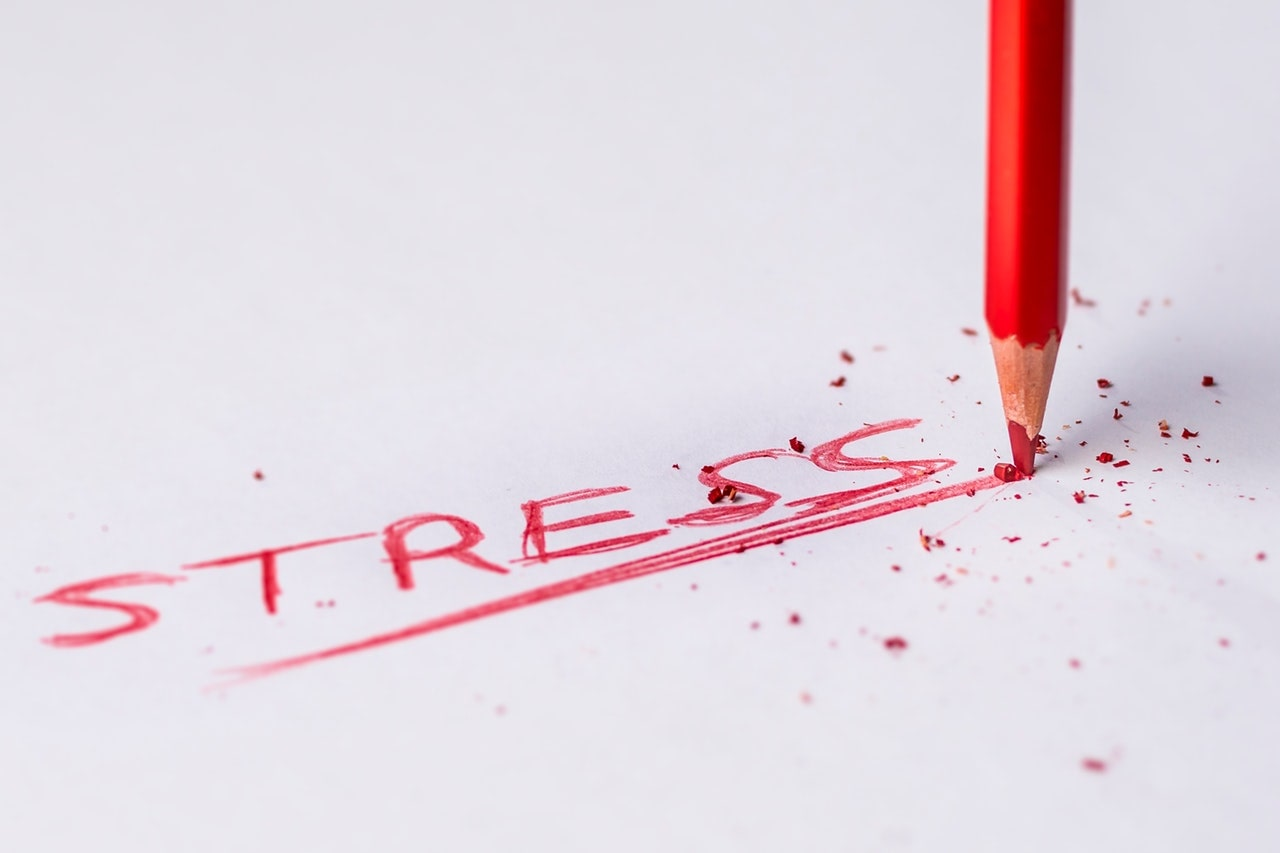 There's bad stress and there's good stress